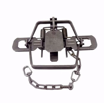 Wolf Creek #3 Offset Coil Spring Trap #WCT126